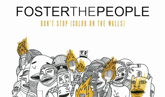 Foster The People Dont Stop Clip Davycroket